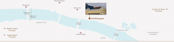 Old Billingsgate location