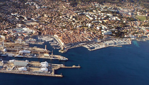 Image for article La Ciotat Shipyards looking for partners