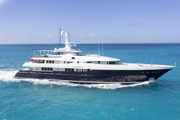 Image for article Award-winning 60m Elandess joins Burgess' sales fleet