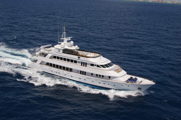 Image for article 45.7m Ionian Princess for sale with Northrop & Johnson