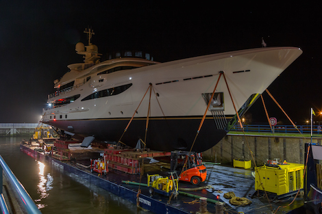 Image for article Amels announces the launch of 55m Limited Edition superyacht