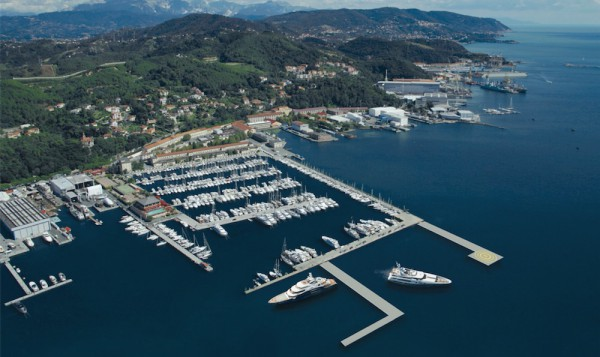 Image for article A new haven for superyachts