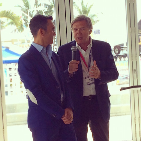 Image for article Fraser Yachts introduce new CEO at Palm Beach