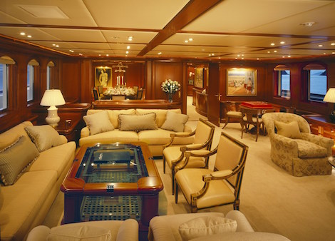 Image for article Royal Huisman's 90m Athena listed for sale