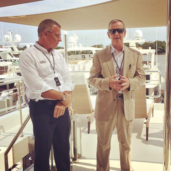 Image for article Bob Saxon joins MarineMax to assist its expansion