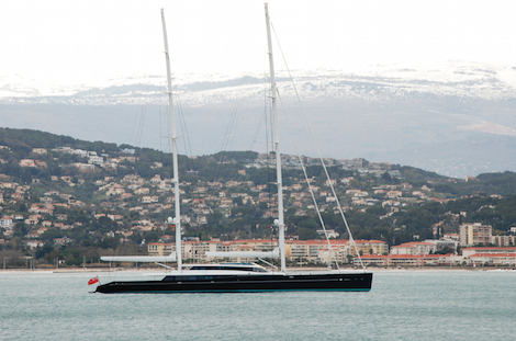 Image for article Vitters and Oceanco collaboratively deliver 85m sailing yacht