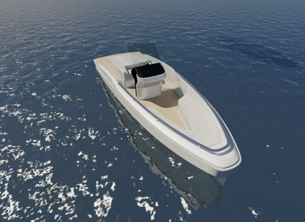 Image for article Kiwi duo design 100% electric tender