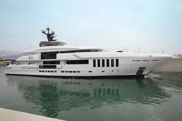 Image for article Admiral launches 50m Ouranos