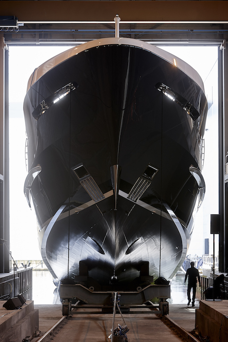 Image for article Heesen annnounces the launch of 50m Project Akoya