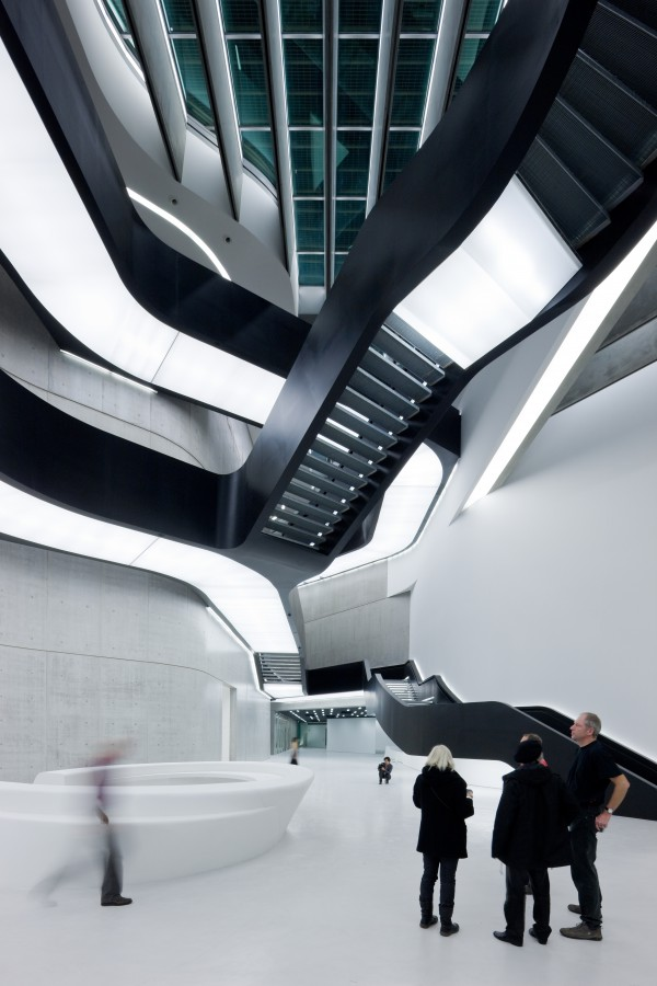 Image for article Reflections on Zaha Hadid