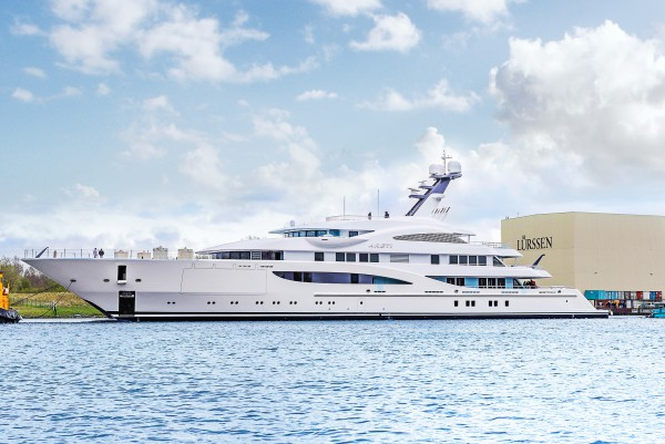 Image for article Lürssen launches project Sasha
