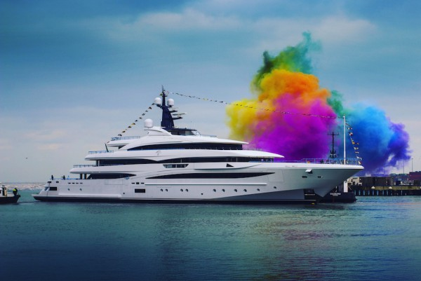 Image for article Ferretti Group reports strong growth figures