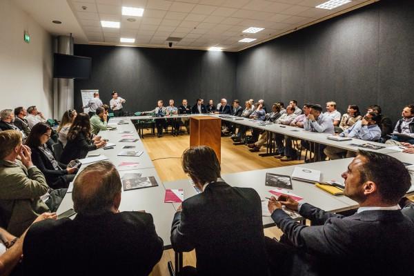 Image for article Captains convene in Viareggio