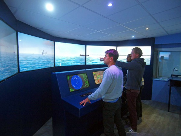 Image for article Virtually there – is VR the future of crew training?