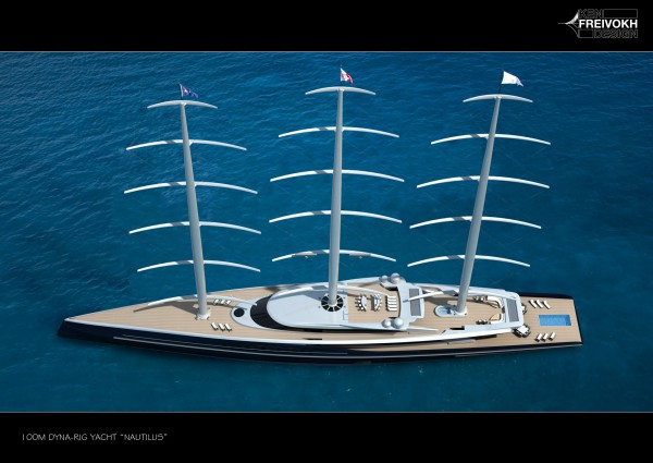 Image for article Superyacht Black Pearl: birth of a legend