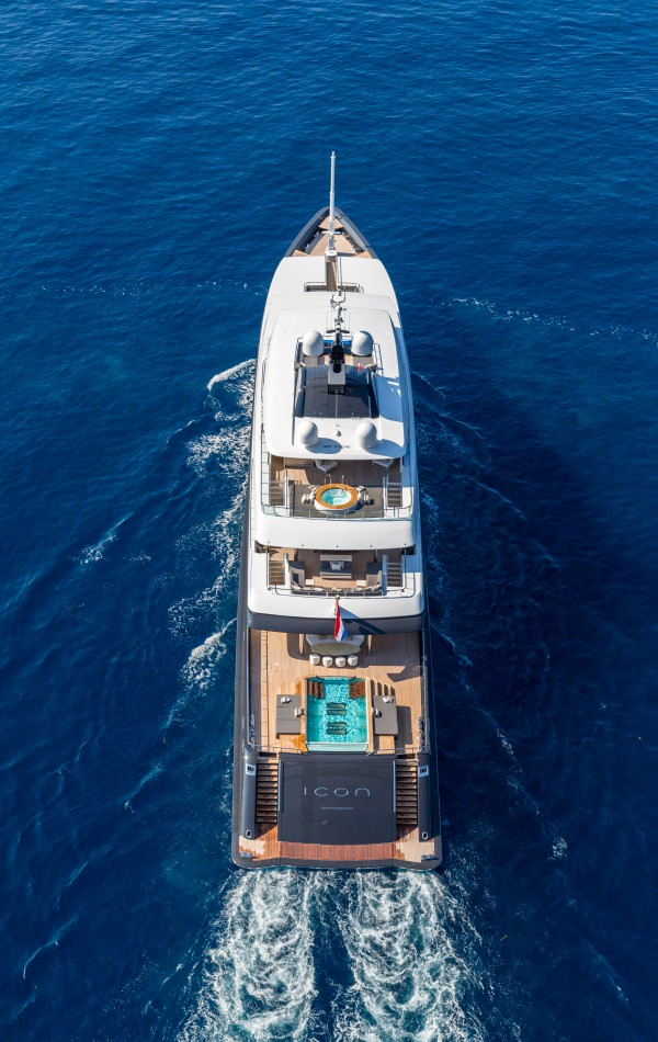 Image for article M/Y 'Icon' reduced by €10 million since mid-2016
