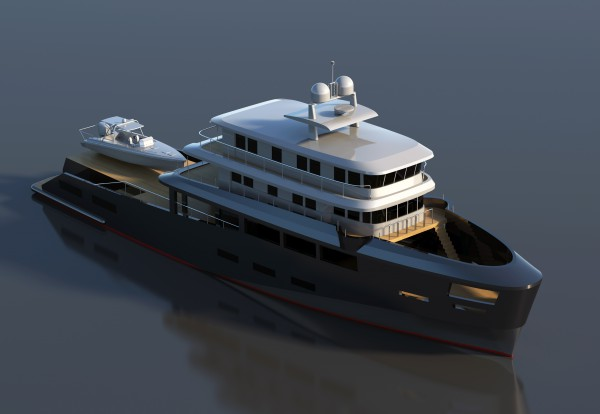 Image for article Cantiere Delle Marche enters the custom market