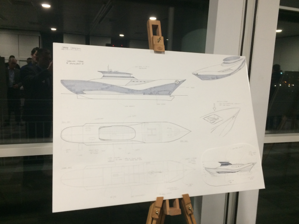 Image for article Superyacht UK Young Designer 2017 winner announced