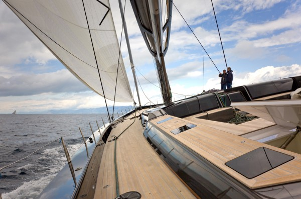 Image for article At first glance: Baltic 130 'My Song' ready for action