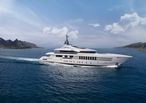 Image for article Heesen announces the sale of 55m M/Y 'Antares'