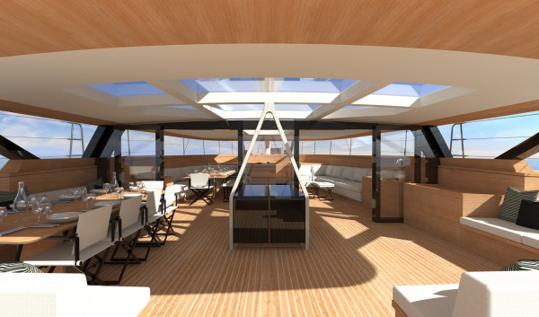 Image for article New order for 44m Wally megacruiser