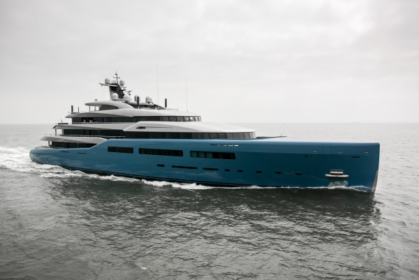 Image for article Abeking and Rasmussen delivers M/Y 'Aviva'