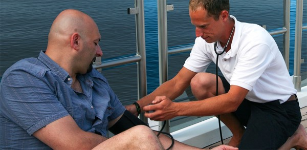 Image for article Superyachts seek medical personnel on board
