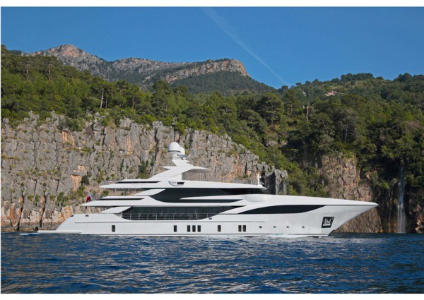 Image for article Benetti announces sale of new 47m superyacht