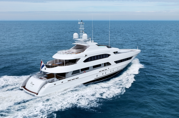 Image for article Heesen announces sale of 47m Project Ruya