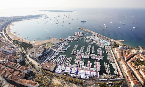 Image for article Cannes Yachting Festival: the show will go on