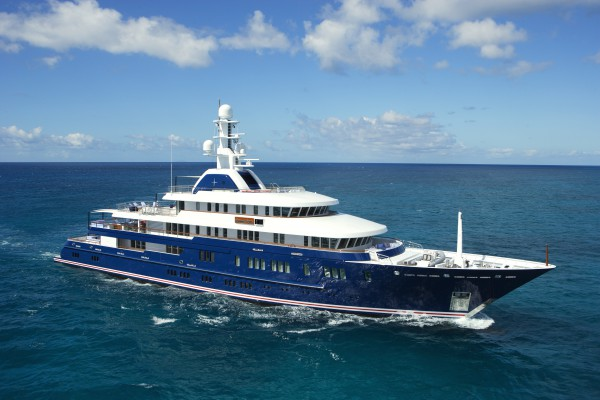 Image for article Moran Yacht & Ship sells M/Y 'Northern Star'