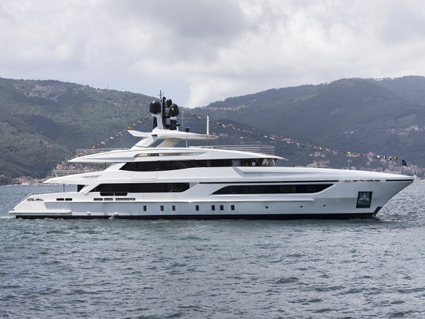 Image for article Baglietto launches 48m yacht 'Andiamo'