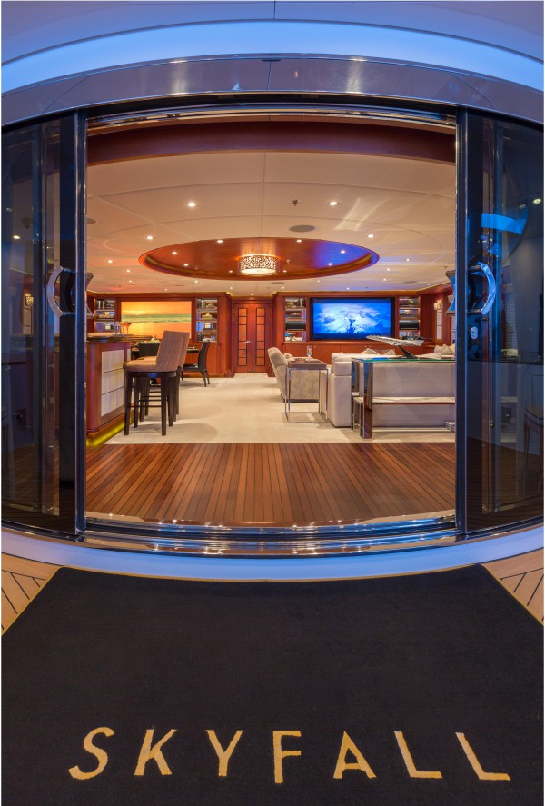 Image for article Staluppi aboard Skyfall in The Superyacht Report