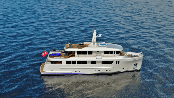 Image for article Yacht & Villa International introduces the 'Manta Series'