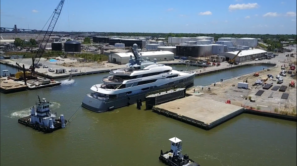 Image for article Savannah Yacht Center, the ambitious evolution