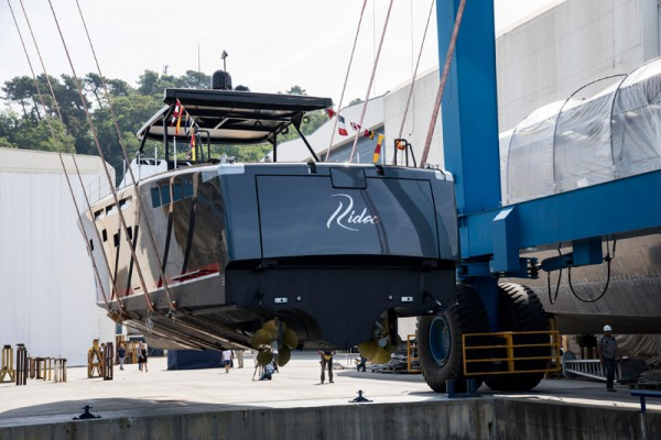 Image for article Baglietto launches the MV19 'Ridoc'