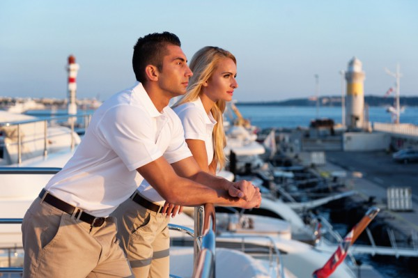 Image for article Nautilus on yacht crew welfare