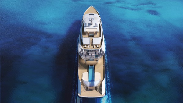 Image for article Ectheta: the tv-inspired superyacht concept