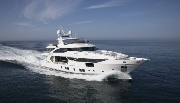 Image for article Benetti's double delivery