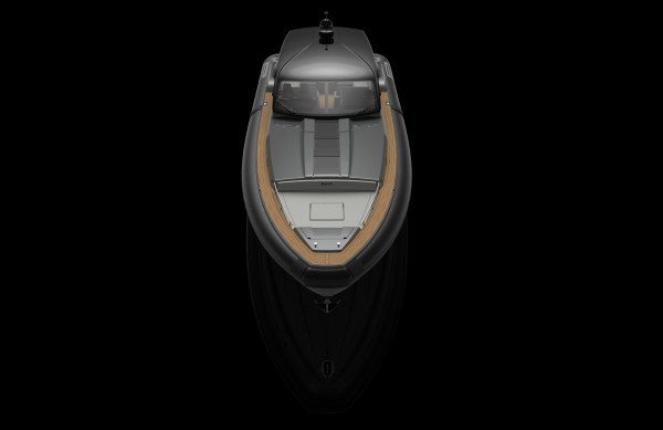 Image for article Tecnorib unveils new flagship Pirelli tender