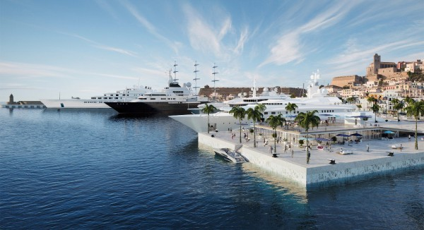 Image for article OneOcean Port Vell and Sovren Ibiza join forces