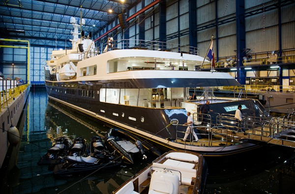 Image for article Icon Yachts: a shipyard that knows no bounds
