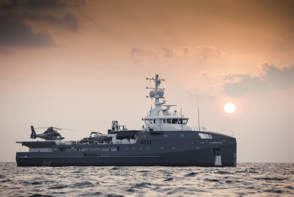 Image for article Owner lists 140.5m of yacht for sale with Imperial Yachts