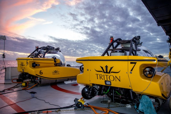 Image for article Triton: Embracing new technologies