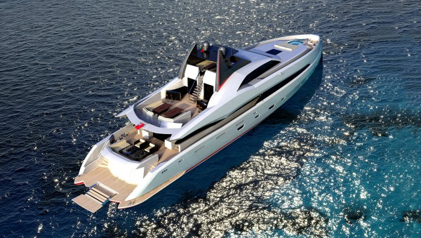 Image for article Project Gotham sets platform for Icon Yachts series