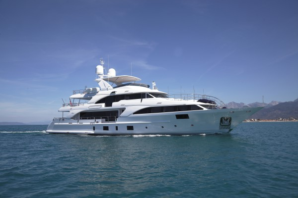 Image for article A few words on Benetti's 'Lady Lilian'