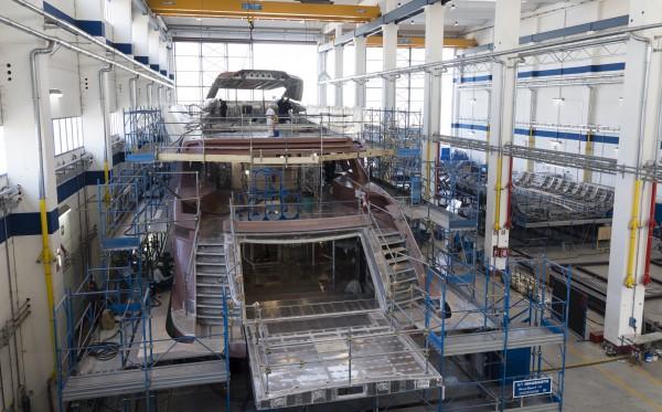 SuperyachtNews com - Fleet - Mangusta GranSport 54, an in