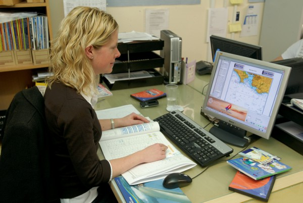 Image for article Blended learning for superyacht crew