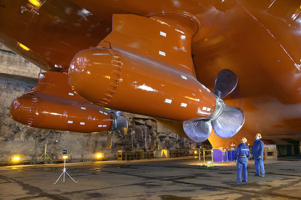 Image for article A closer look at Azipod propulsion