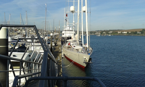Image for article Super Yacht Services launches in Falmouth